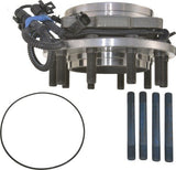 Hub Bearing - Front Hub Bearing With-ABS RWD 10 Stud;Cab & Chassis (515132)