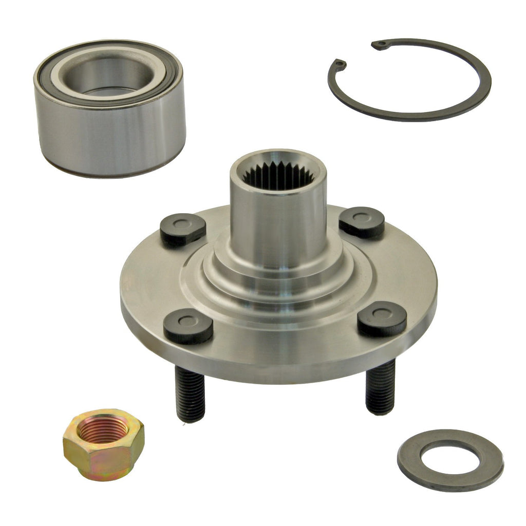 Hub Bearing - Front Wheel Hub Repair Kit (518503)