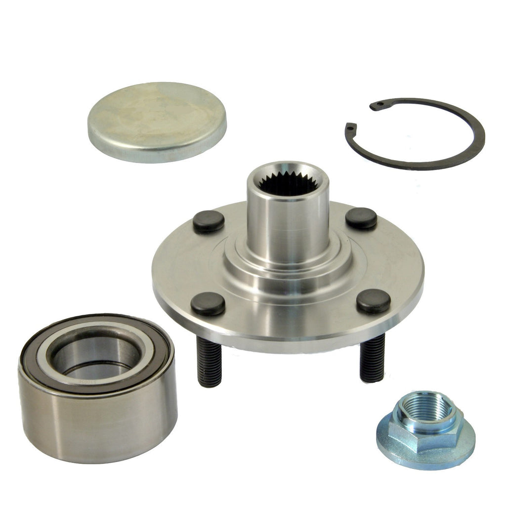 Hub Bearing - Front Wheel Hub Repair Kit (518510)