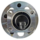 Hub Bearing - Rear Hub Bearing 5 Stud With ABS (512003)