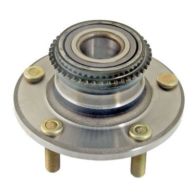 Hub Bearing - Rear Hub Bearing 5 Stud With-ABS FWD 2.4L (512339)