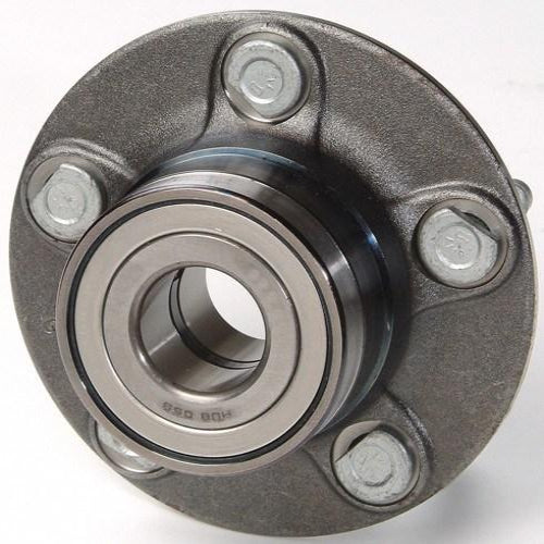 Hub Bearing - Rear Hub Bearing Non-ABS With Rear Drum Brakes (512164)