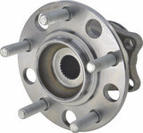 Hub Bearing - Rear Hub Bearing Right AWD 2.4L 3.5L (512431)