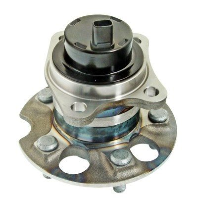Hub Bearing - Rear Hub Bearing Right With-ABS FWD (512283)