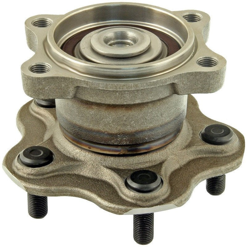 Hub Bearing - Rear Hub Bearing Will Fit ABS And Non-ABS 2.5L 3.5L (512201)