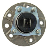 Hub Bearing - Rear Hub Bearing With-ABS (512232)