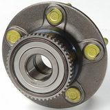Hub Bearing - Rear Hub Bearing With-ABS Rear Drum Brakes (512163)