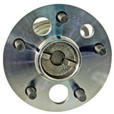 Hub Bearing - Rear Wheel & Hub Non-ABS (512311)
