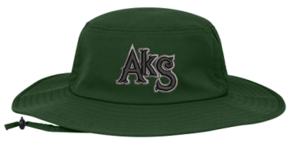 AkS Original Boonie hat in Dark Green