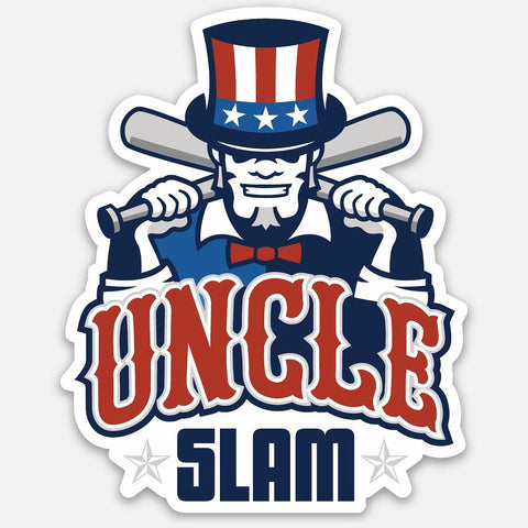 AkS Uncle Slam Sticker
