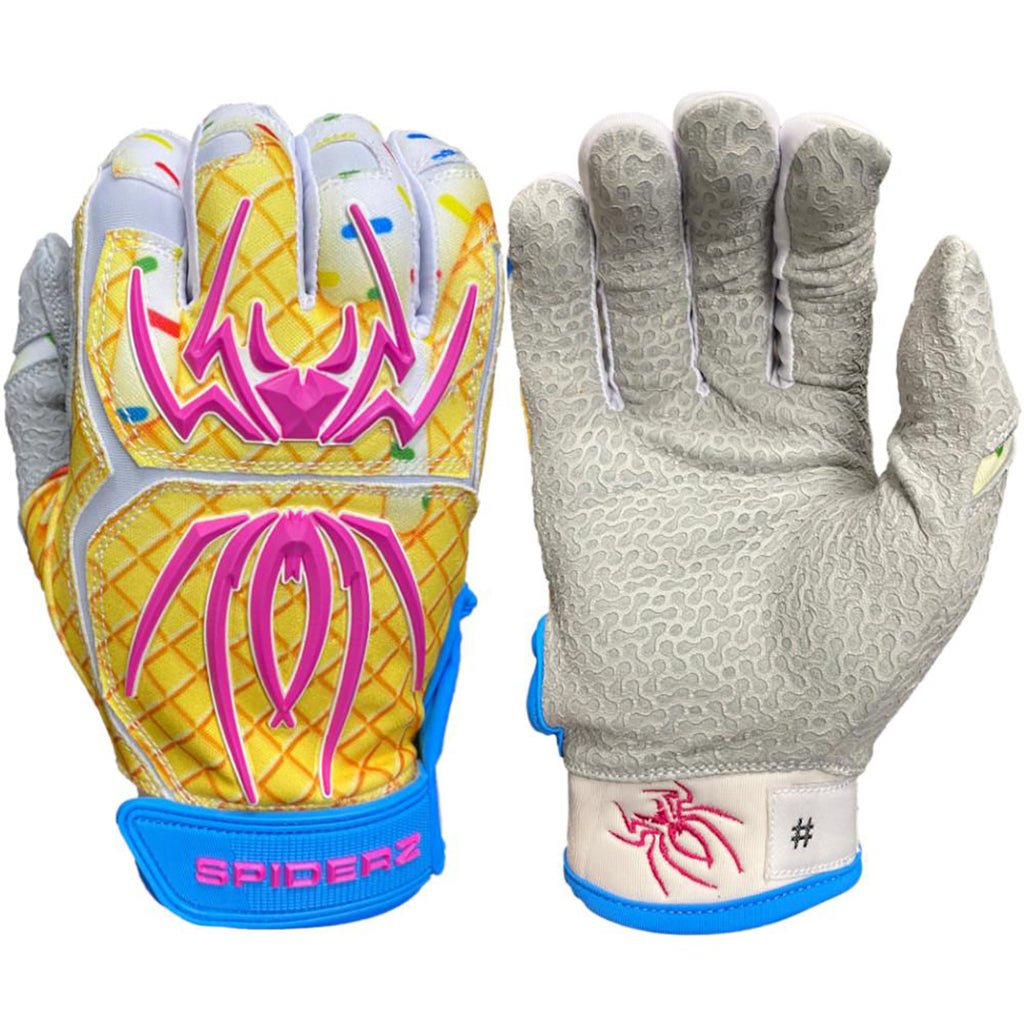 Spiderz Endite Batting Gloves – Sprinkles