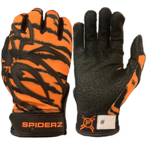 Spiderz Pro Batting Gloves - El Felino