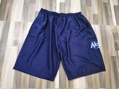 AkS Softball Shorts - Navy