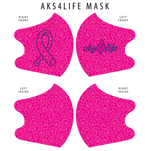 AkS4Life Dual Layer Mask
