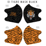 AkS El Tigre Dual Layer Mask
