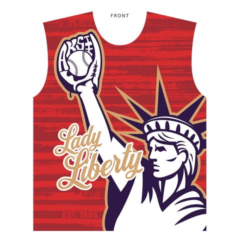 Lady Liberty Jersey pre-order