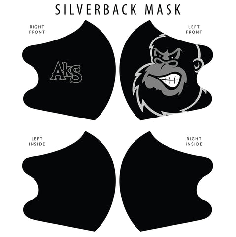 Silverback Dual Layer Mask