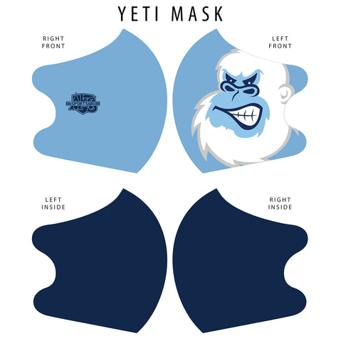 Yeti Dual Layer Mask
