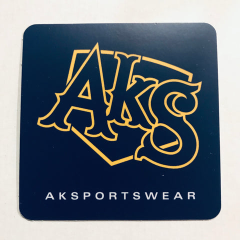 AkS Shield Sticker
