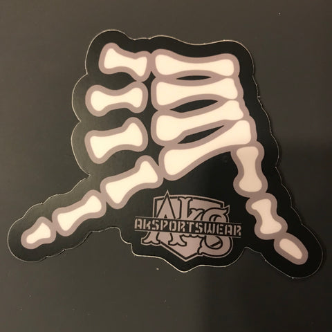 AkS Bones Stickers