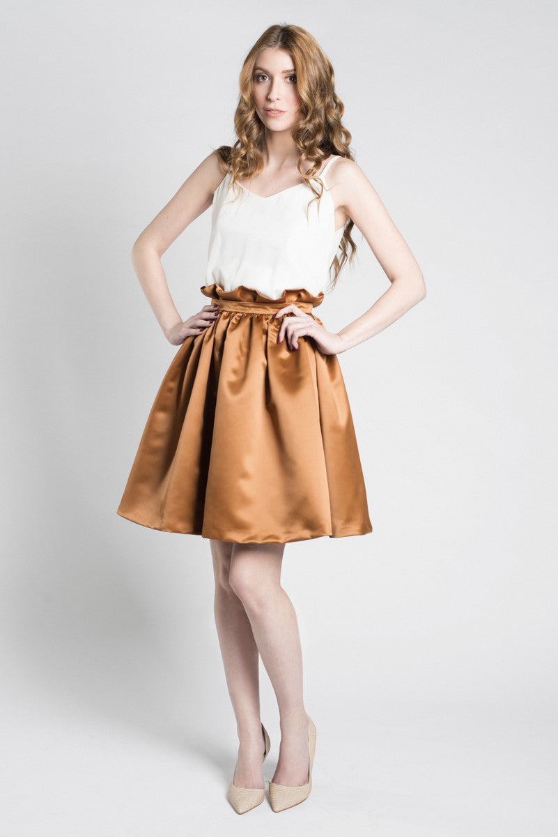 Call Me Vintage Full Skirt