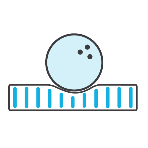 mattress icon png. durable, high-density support foam mattress icon png l