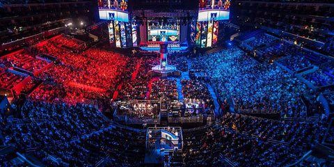 The League of Legends World Championships