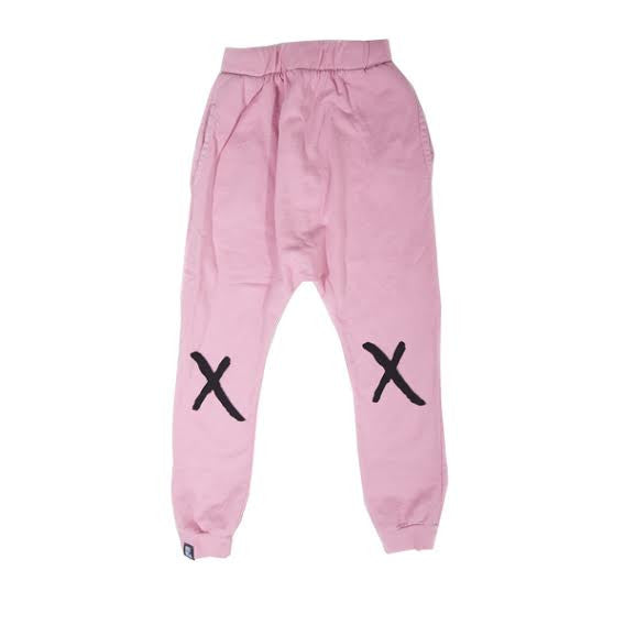 Mini and Maximus Drop Crotch Pant