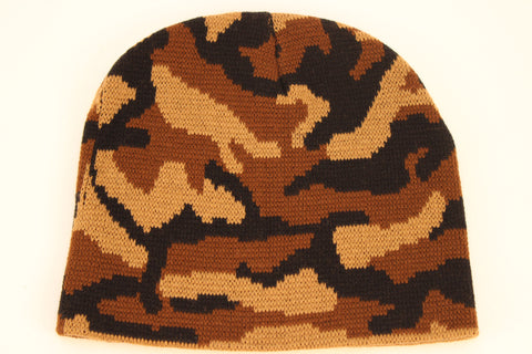 Double Knitted Cotton Beanie