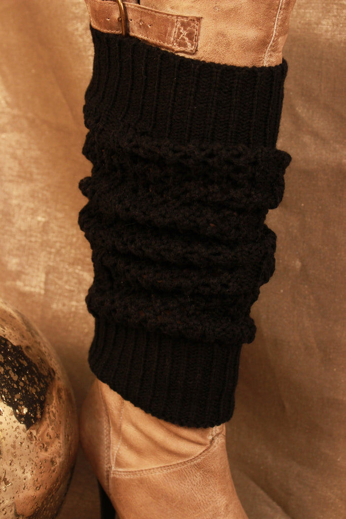 Sylish Leg Warmer Boot Socks