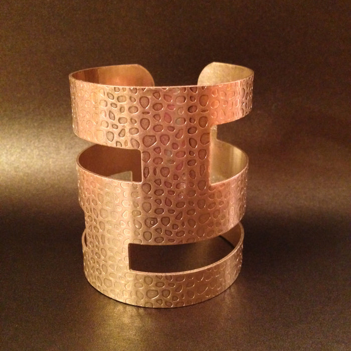 Barcelona Abstract Bracelet