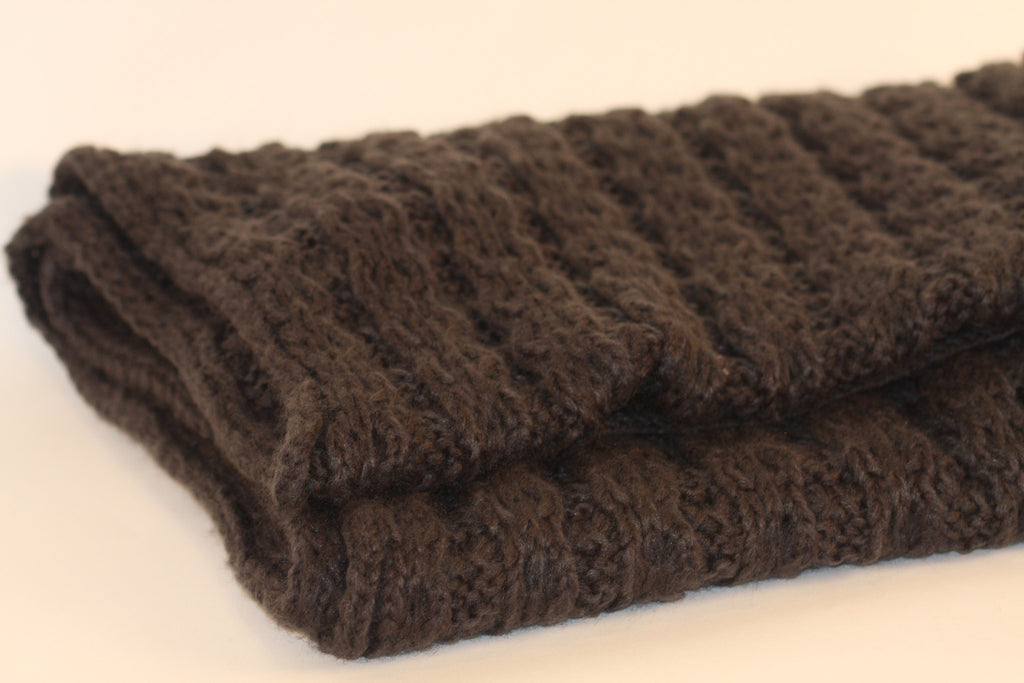 Tribeca Large Cable Scarf