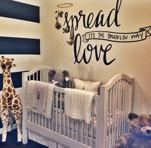 baby, chic mama, crib, baby room
