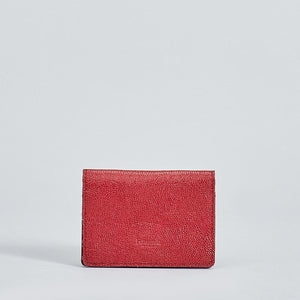 126-West-Red-Run-Wallet-Front-View-2