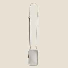 Load image into Gallery viewer, 424-White-Crossbody-View