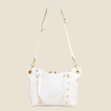 Load image into Gallery viewer, Daniel-Med-Ceramic-White-Crossbody-View