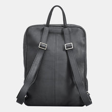 Load image into Gallery viewer, Hunter-Backpack-Black-Back-View