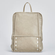 Load image into Gallery viewer, Hunter-Backpack-Pewter-Front-View-2
