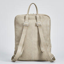 Load image into Gallery viewer, Hunter-Backpack-Pewter-Back-View