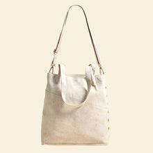 Load image into Gallery viewer, Drew-Linen-White-Crossbody-View