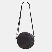 Load image into Gallery viewer, Greg-Sml-Blk-Crossbody-View