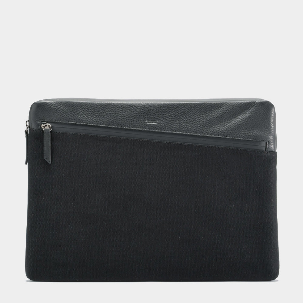 Laptop Case | Black/Gunmetal | Lrg