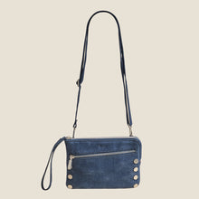 Load image into Gallery viewer, Nash-Sml-2-Indigo-Crossbody-View
