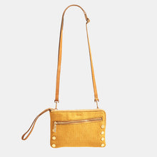 Load image into Gallery viewer, Nash-Sml-2-Sunrise-Yellow-Crossbody-View