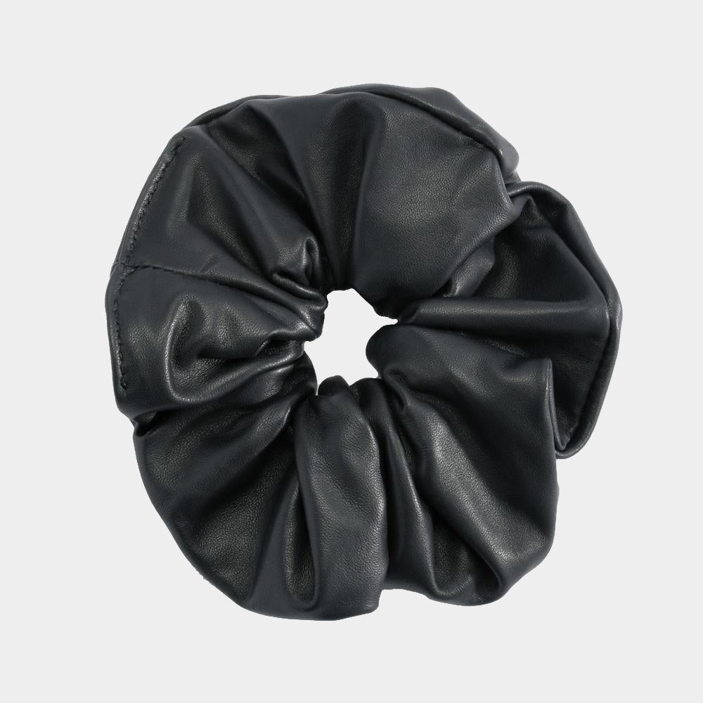 Scrunchie | Black | Lrg