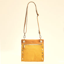 Load image into Gallery viewer, Tony-Med-Sunrise-Yellow-Crossbody-View