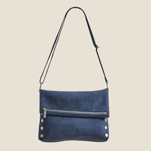 Load image into Gallery viewer, VIP-Lrg-Indigo-Crossbody-View