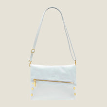 Load image into Gallery viewer, VIP-Med-Ceramic-White-Crossbody-View