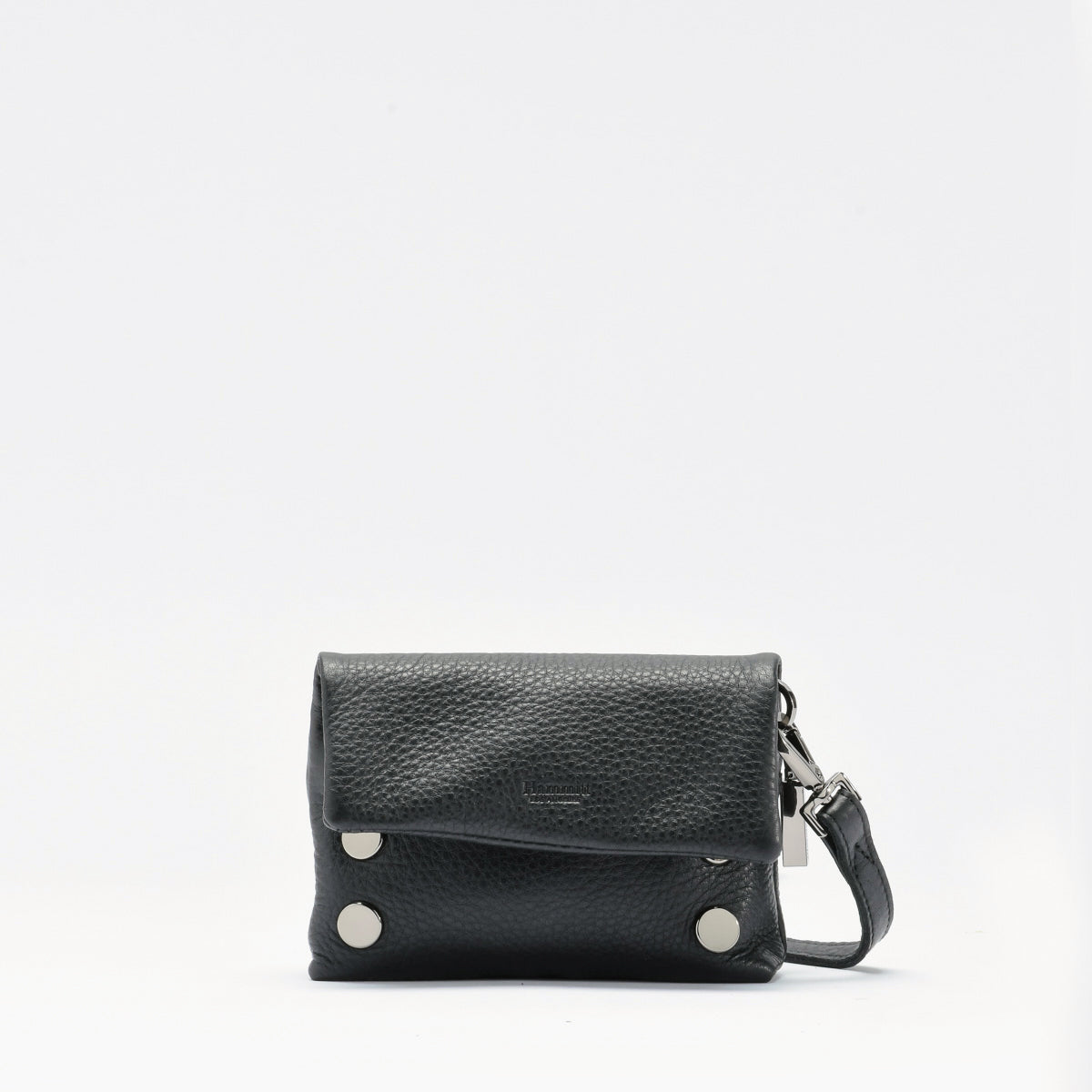 VIP-Mini-Crossbody-Black-Front-View