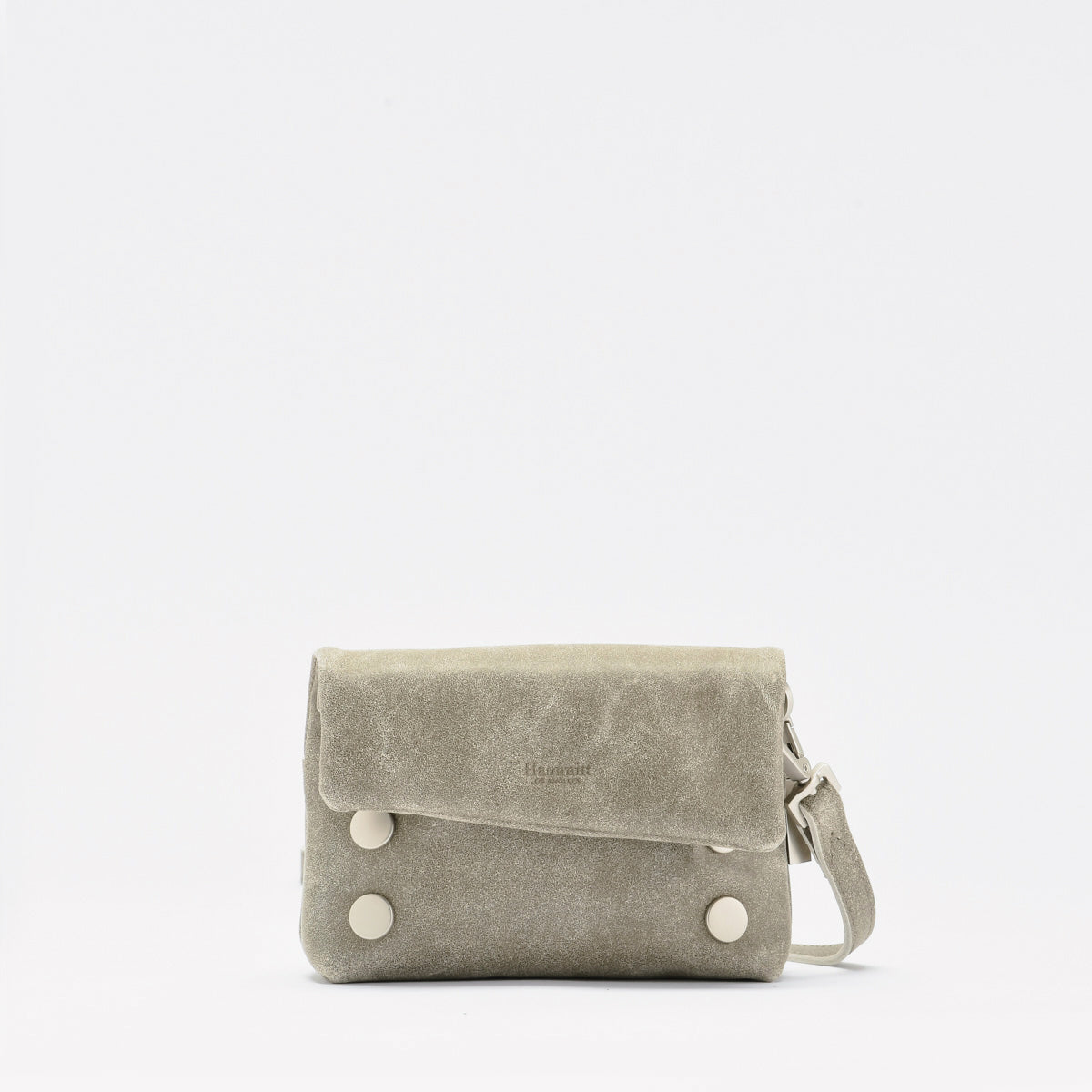 VIP-Mini-Crossbody-Pewter-Front-View